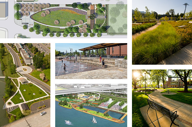 photo of park projects
